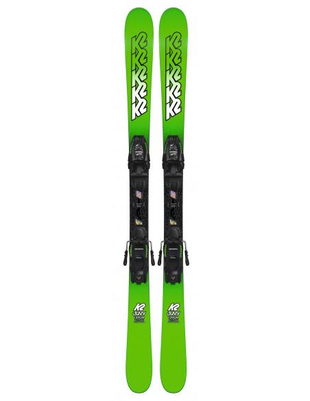 K2 JUVY FDT 7, 139cm